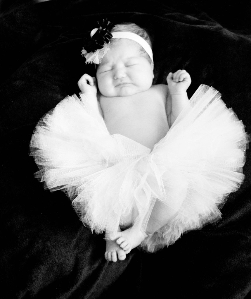 What's a little girl without a tutu?