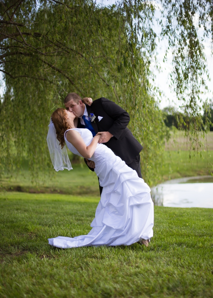 Congratulations Mr & Mrs Rehberg